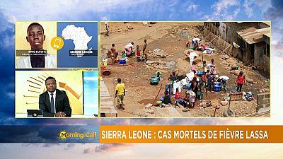 La fièvre de Lassa refait surface en Sierra-Leone [Morning Call]