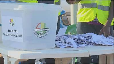 Counting underway in Guinea-Bissau's poll