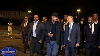 Ethiopia hosts Twitter's Jack Dorsey, Alibaba's Jack Ma