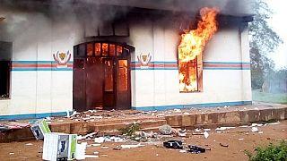 Tueries de civils en RDC : huit morts à Beni, les habitants incendient la mairie (armée, AFP)
