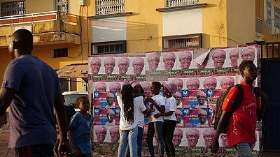 La Guinée-Bissau attend les résultats de la présidentielle
