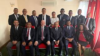 FIFA president on a mission 'to do great things for African football'