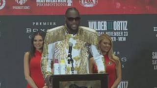 ''I'm the hard hitting puncher in boxing history''-Wilder