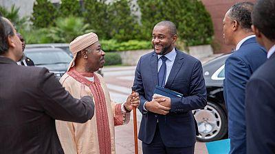 Spokesman of Gabonese presidency detained in 'corruption probe'