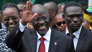 Magufuli's party wins 99% of seats in Tanzania's local elections