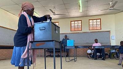 Botswana opposition accuses ruling party supporters of double-voting