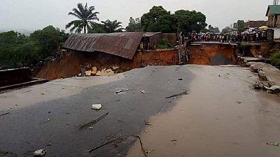 RDC : au moins 41 morts après des pluies diluviennes à Kinshasa (nouveau bilan)
