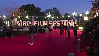 Cairo International Film Festival opens in the Egyptian capital