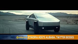 Tesla unveils futuristic Cybertruck as China explores 6G [SciTech]