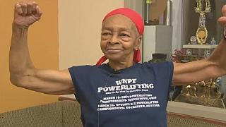 82-year old woman ''overpowers' an intruder