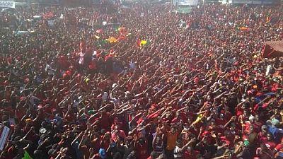 Guinée : nouvelle mobilisation massive contre Condé