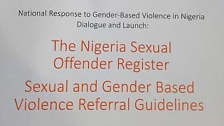 Nigeria govt launches sexual offenders register