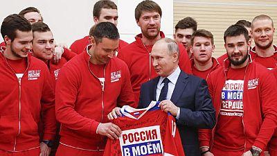 """JO et autres compétitions : la Russie menacée d'exclusion pour """"dopage"""""""