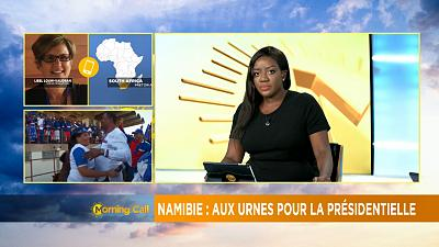 Les Namibiens aux urnes ce mercredi [Morning Call]