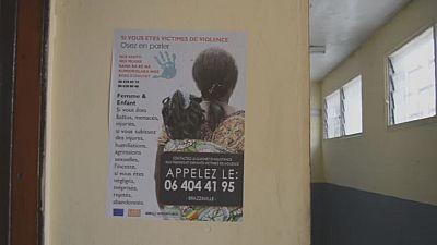Congo : un centre d'écoute pour femmes victimes de violences