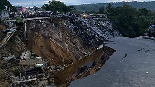RDC – Intempéries à Kinshasa: des travaux «d'urgence» pour réhabiliter les infrastructures