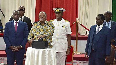 Kenya: des ponts de l'unité nationale