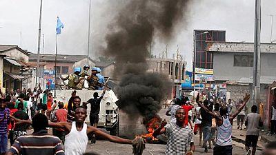 RDC : manifestations anti-ONU à Goma, au moins un blessé