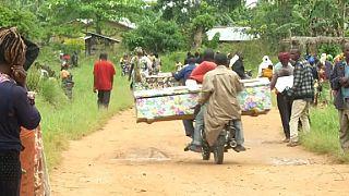 RDC : 19 civils tués dans un nouveau massacre près de Beni