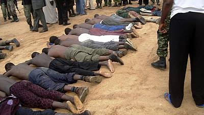 Nigeria : près de 1.000 membres présumés de Boko Haram innocentés et libérés