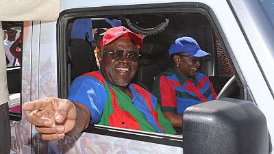Namibia poll results: incumbent poised to win first round (87% official)