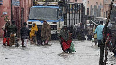 """Inondations : Djibouti se prend en un jour l'équivalent de """"deux années de pluie"""""""
