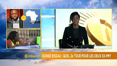 Guinea Bissau: Ex-PMs advance to run off vote [Morning Call]