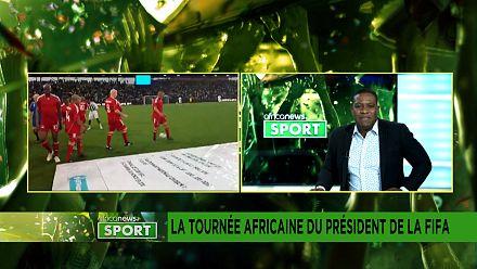 La tournée africaine de Gianni Infantino [Chronique Sport]
