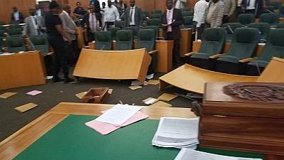 Wool, mohair trade rules: Why Lesotho parliament witnessed bloody clash