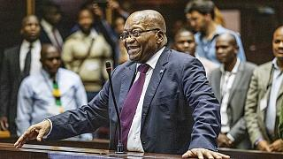 Jacob Zuma loses appeal in corruption trial