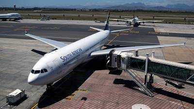 South African Airways: Financial doubts grow