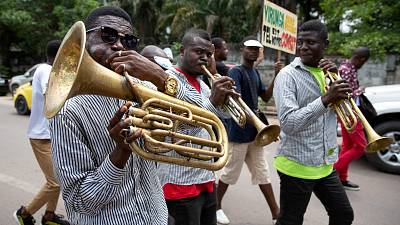 Kinshasa joins global warming campaign