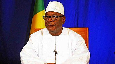 """Le président malien appelle à ne pas """"mordre la main"""" tendue de la France"""