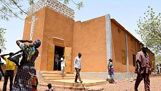 Burkinabe president mourns 14 victims of 'barbaric attack' on church