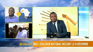 Mali set Dec. 14 for national dialogue [Morning Call]