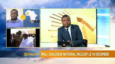 Mali set Dec. 14 for national dialogue [Morning Call]