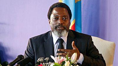 RDC: Kabila tancé pour n'avoir pas porté de casque sur sa moto