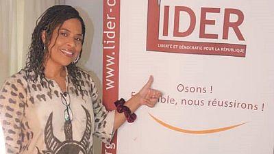 La militante camerounaise Nathalie Yamb expulsée de Côte d'Ivoire