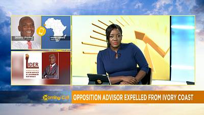 La conseillère exécutive de Mamadou Koulibaly expulsée de Côte d'Ivoire [Morning Call]