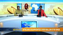 Africans dissapointed over Sadio Mané Ballon D'or snub [Morning Call]