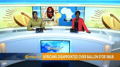 Africans dissapointed over Sadio Mané Ballon D'or snub [Morning Call]
