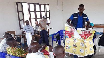 Ebola en RDC : pas de nouveau cas dans trois provinces de l'est