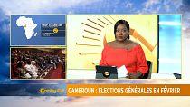 Cameroun : les élections législatives fixées au 9 février 2020 [Morning Call]