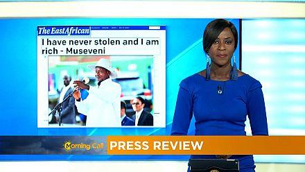 """Ouganda : """"Je n'ai jamais volé ! Je suis riche"""" - Museveni [Revue de presse]"""