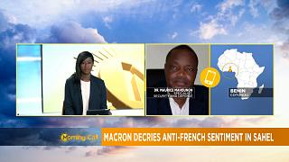 Macron decries anti-French sentiment in Sahel region [Morning Call]