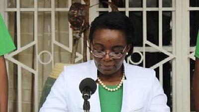 Rwanda far from respecting human rights - 'grounded' Ingabire jabs