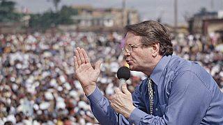 Décès du prêcheur évangélique Reinhard Bonnke, très populaire en Afrique