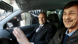 Bouteflika's brother 'mute' in court as Algeria probes political graft