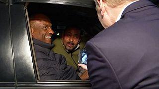 Self-driving Ethiopia PM grants 'crisp interview' ahead of Nobel ceremony