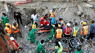Kenya story building collapse: 10 dead, 20 inured, 30 missing - Police